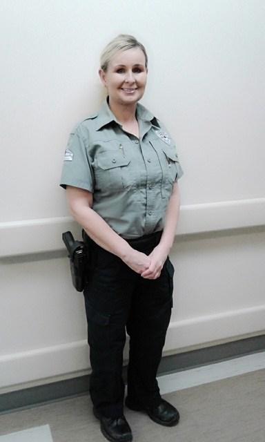 Darnell Plaisance, Spotlight Officer for April 2018